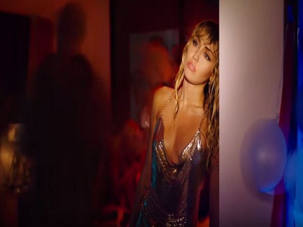 Still from the music video