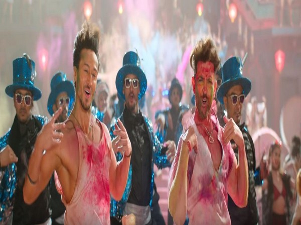 Still from the song