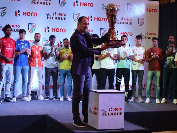 Igor Stimac at the launch event of I-League. (Photo/Indian Football Team Twitter)