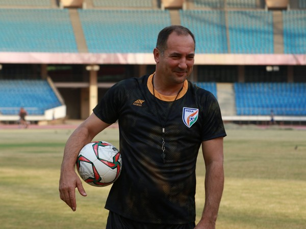Indian Football team head coach Igor Stimac (Photo/ Indian Super League Twitter)