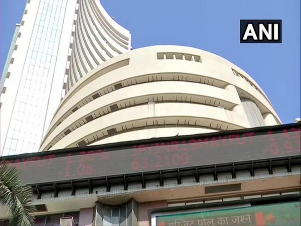 Sensex closed 163 points or 0.29 per cent lower on Wednesday at 55,629.