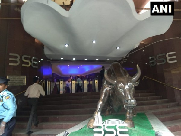 Asian Paints was up by 2.8 pc on Tuesday to Rs 3,035 per share