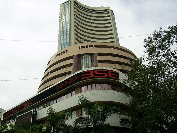 ONGC down by 2.6 pc on Wednesday morning to Rs 112.10 per share.