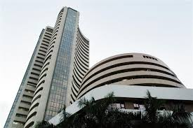 Markets were upbeat on Monday morning despite weak global cues