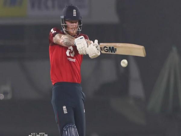 England all-rounder Ben Stokes (Photo/ BCCI)