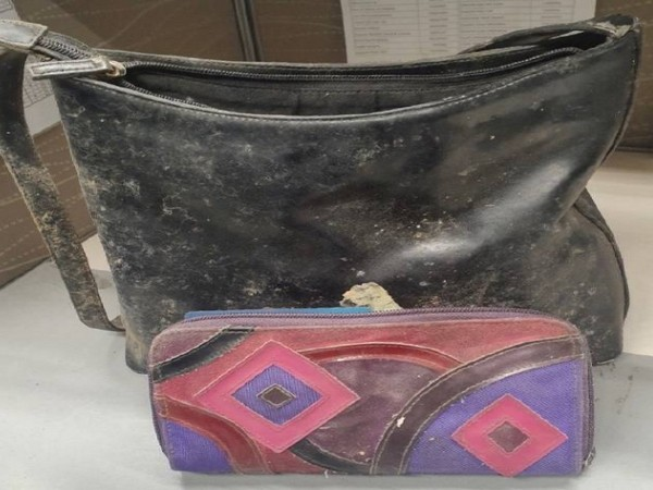 The handbag, which was reported stolen back in July 2004, was handed over to Moree Police this week (Image credit: Moree Police)
