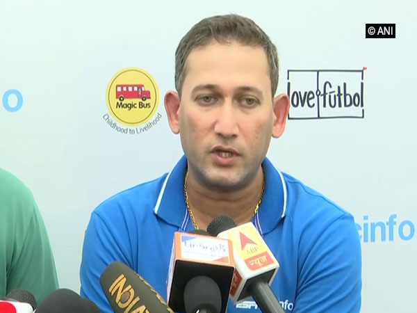 India's pacer Ajit Agarkar (file image)