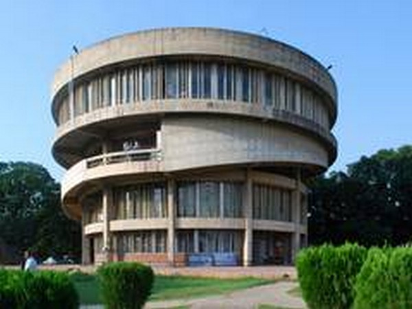 Panjab University, Chandigarh. (Photos/ANI)
