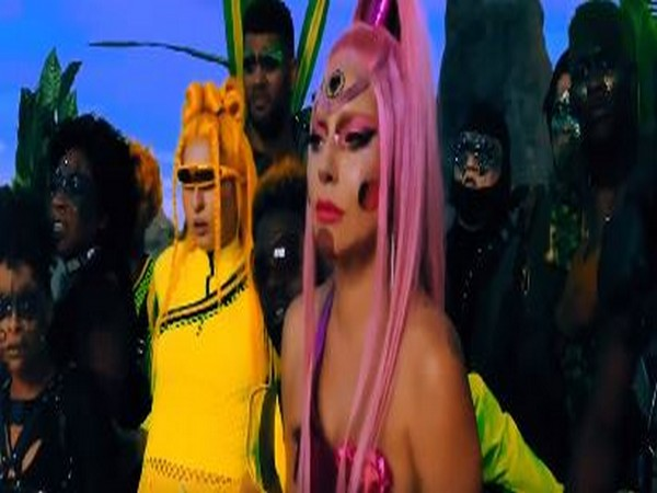 A still from the teaser video of 'Stupid Love' featuring Lady Gaga (Image courtesy: Twitter)