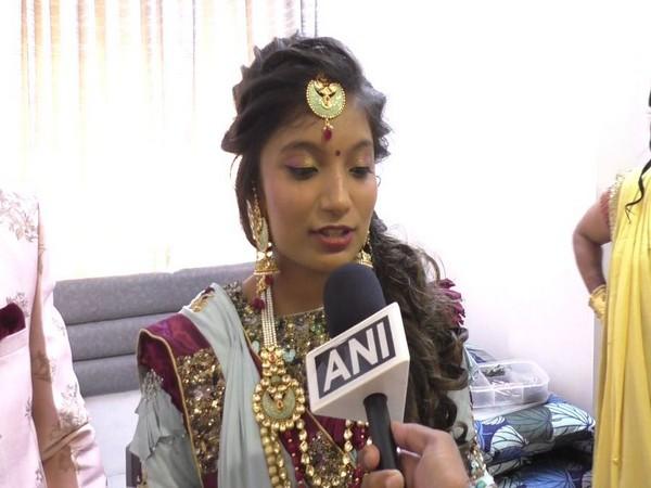 Stuti Shah while talking to ANI on Monday