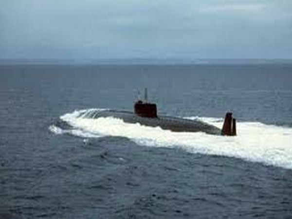 Representative Image of a submarine