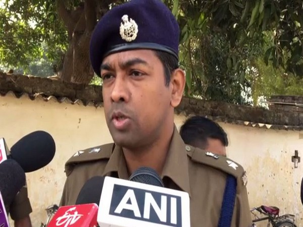 Senior Superintendent of Police Jayantkant talking to ANI over the alleged suicide of a Muzaffarpur police constable.