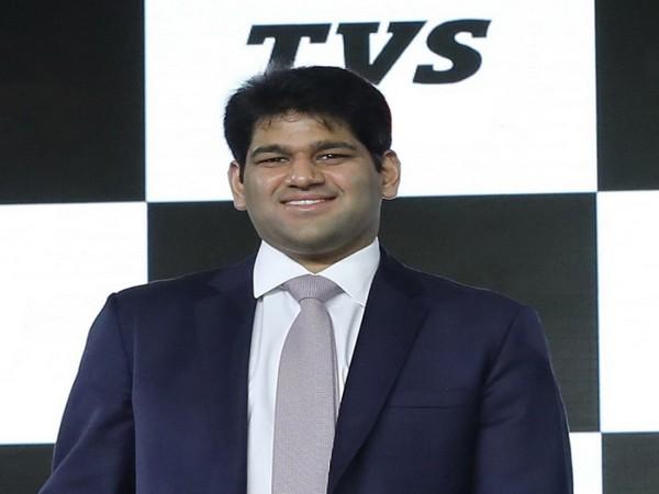 Sudarshan Venu, Joint Managing Director of TVS Motor Company