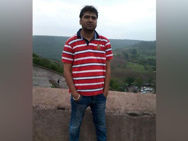 BJP MLA Kamal Patel's son Sudeep Patel (File photo)