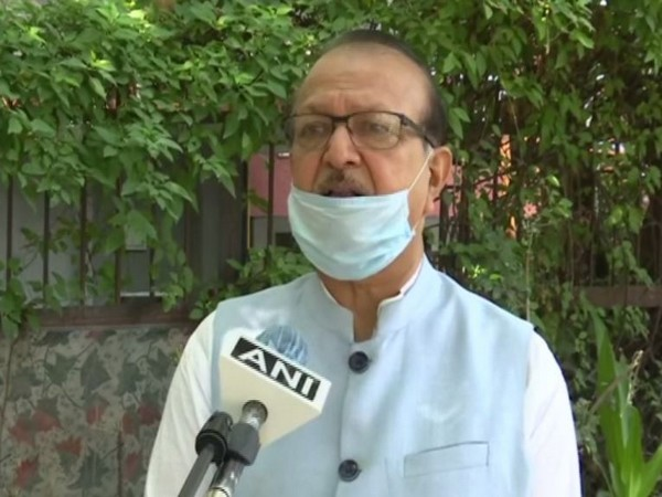 Bahujan Samaj Party (BSP) national spokesperson Sudhindra Bhadoria. (file photo)