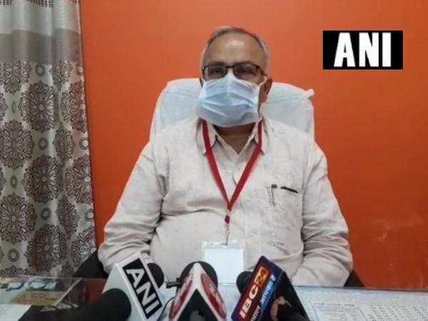 Dr Sudhir Jaisani, Hoshangabad Chief Medical Health Officer