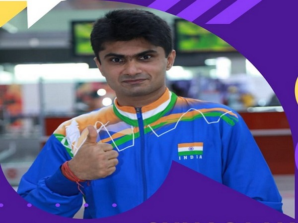 Para-badminton player Suhas Yathiraj (Image: SAI Media)