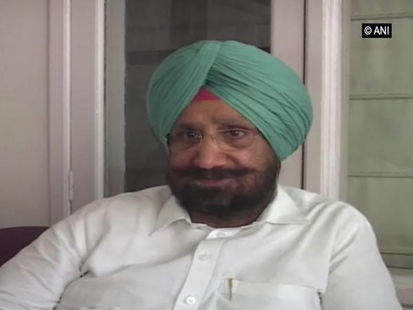 Punjab Deputy CM Sukhjinder Singh Randhawa. (Photo/ANI)