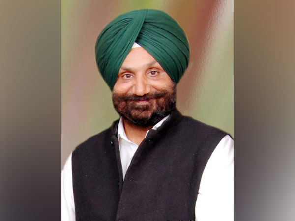 Punjab Minister Sukhjinder Singh Randhawa (File Photo)
