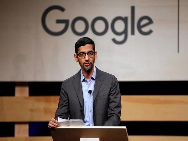 Google CEO Sundar Pichai (File Photo)