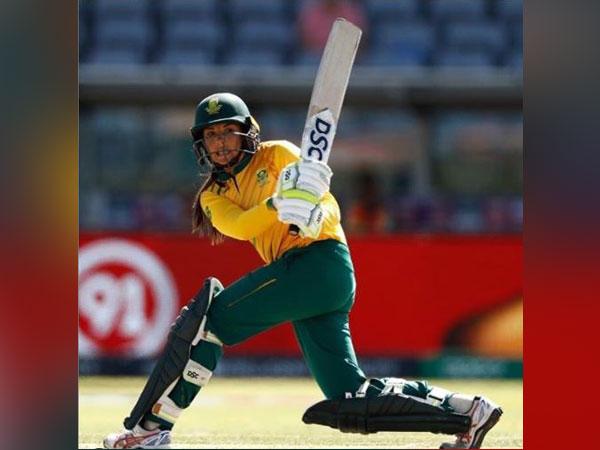 South Africa's all-rounder Sune Luus (Photo/ Sune Luus Instagram)