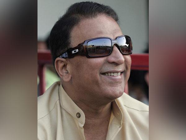 Former India batsman Sunil Gavaskar.