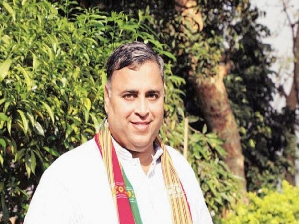 BJP national secretary Sunil Deodhar (File Photo/ANI)