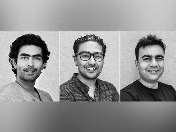 SuperBeings Founders - Gaurav Bhawnani, Kunal Mishra and Yasharth Mishra