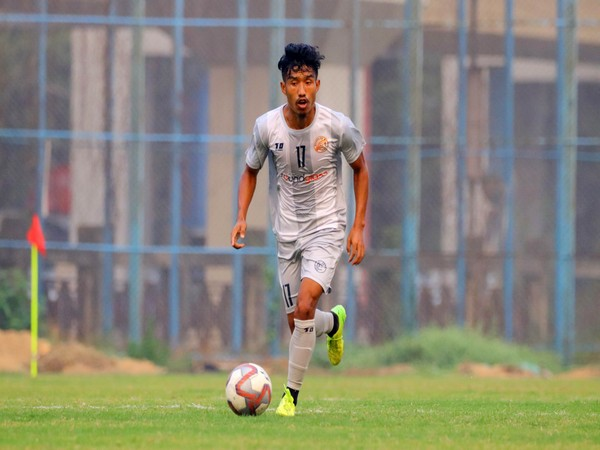RoundGlass Punjab FC midfielder Suranjit Singh (Photo/ I-League)