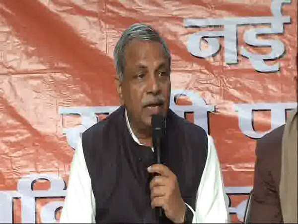 VHP spokesperson Surendra Jain (File Photo)
