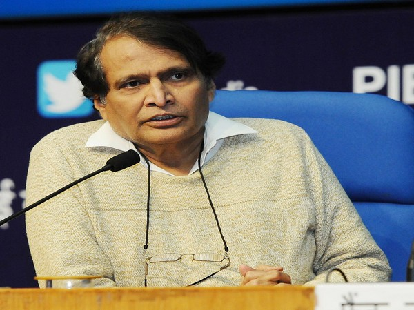 Minister of Commerce and Industry Suresh Prabhu