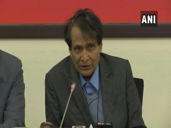 Civil aviation Minister Suresh Prabhu (File photo)
