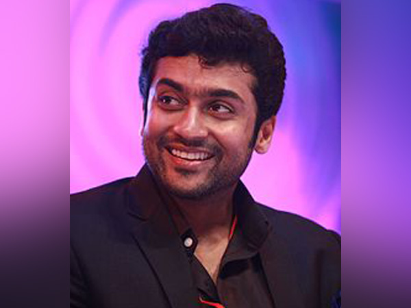 Tamil Nadu actor Suriya. (File Photo)