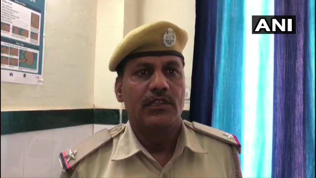 Kunwar Singh Assistant Sub Inspector, Suroth Police Station