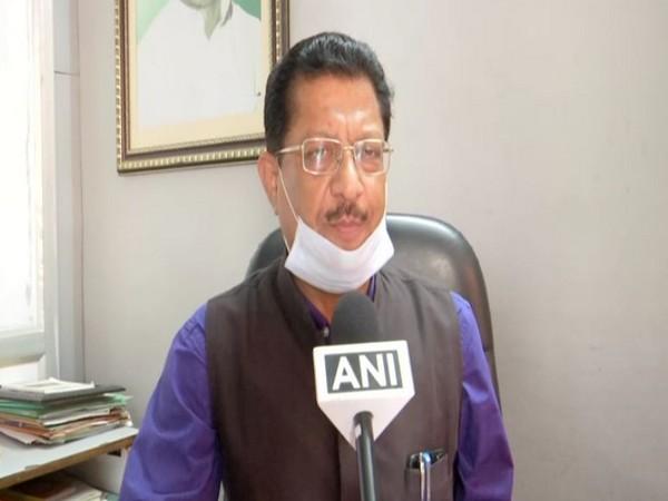 Uttarakhand Congress leader Suryakant Dhasmana speaking to ANI on Monday. Photo/ANI