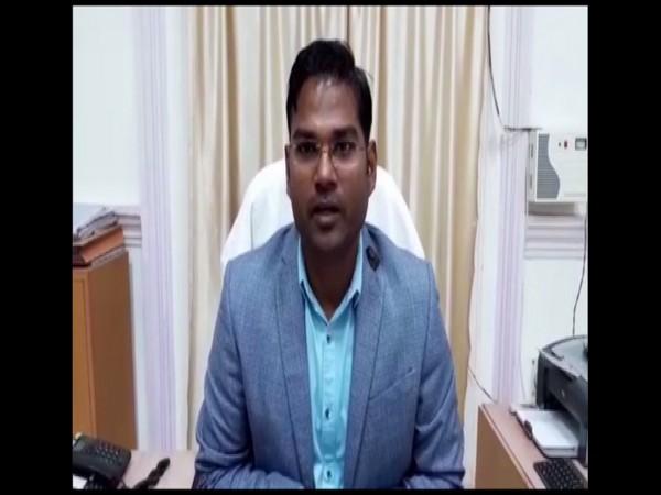 District Magistrate Sushil Patel