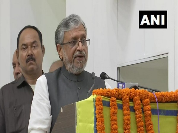 Deputy Chief Minister Sushil Modi. (File photo)