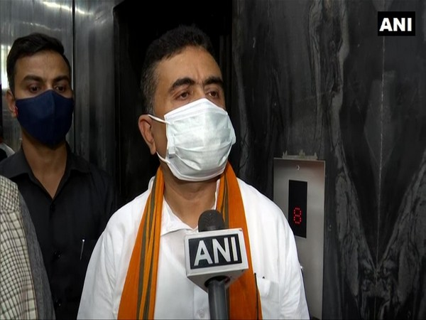 Leader of Opposition in West Bengal Assembly Suvendu Adhikari. (Photo/ANI)