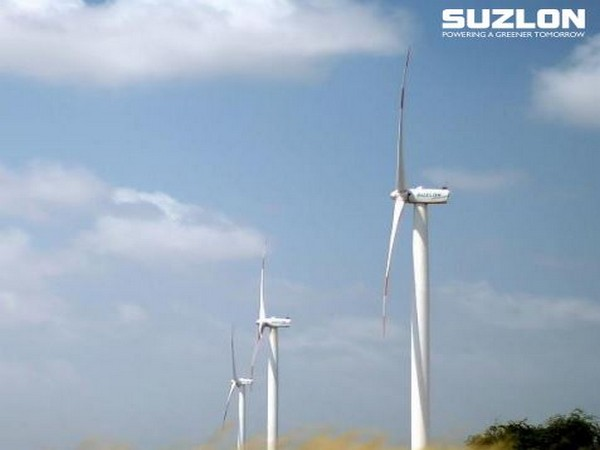 Suzlon has presence in 18 countries across Asia, Australia, Europe, Africa and the Americas