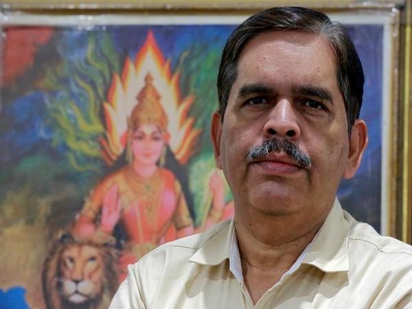 Swadeshi Jagran Manch (SJM) co-convenor Ashwani Mahajan (File photo)