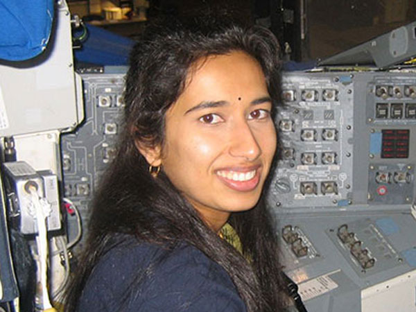 Dr Swati Mohan is the Indian American who spearheaded the development of attitude control and the landing system for the rover.