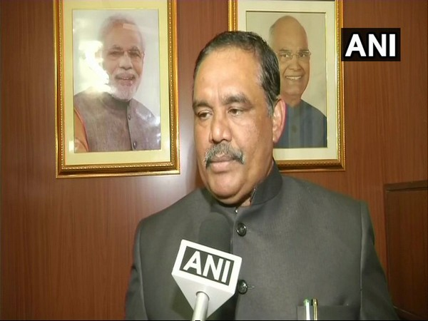 National Commission for Scheduled Castes, Vijat Sampla (Photo/ANI)