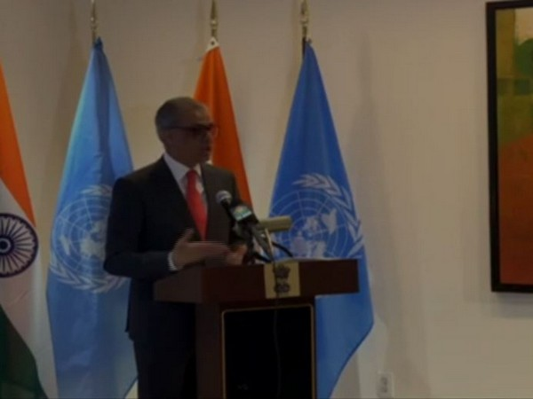 Permanent Representative of India to the United Nations, Syed Akbaruddin