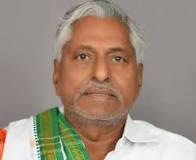 Congress leader TJeevan Reddy.