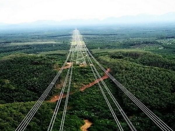Surathani-Phuket Transmission Line