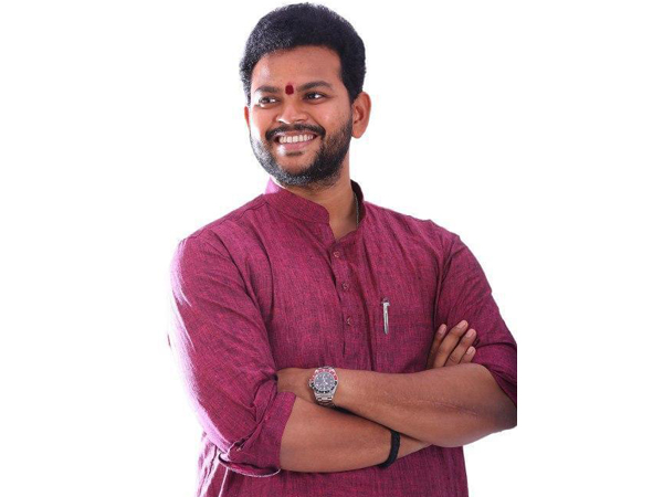 TDP MP Kinjarapu Rammohan Naidu