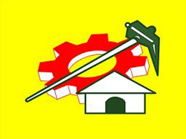 Telugu Desam Party (TDP) Logo (File photo)