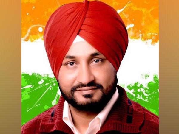 Congress MLA Charanjit Singh Channi.
