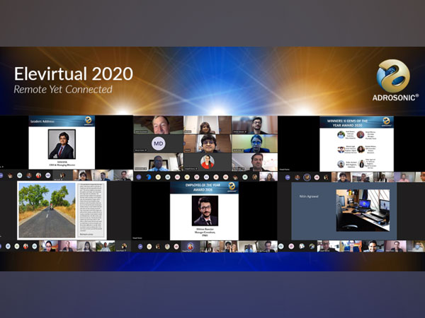 ADROSONIC hosted annual event Elevirtual 2020