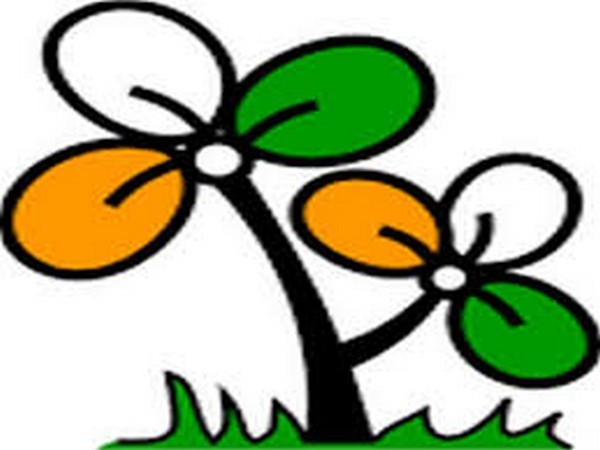 Party logo of Trinamool Congress (TMC). (File photo)